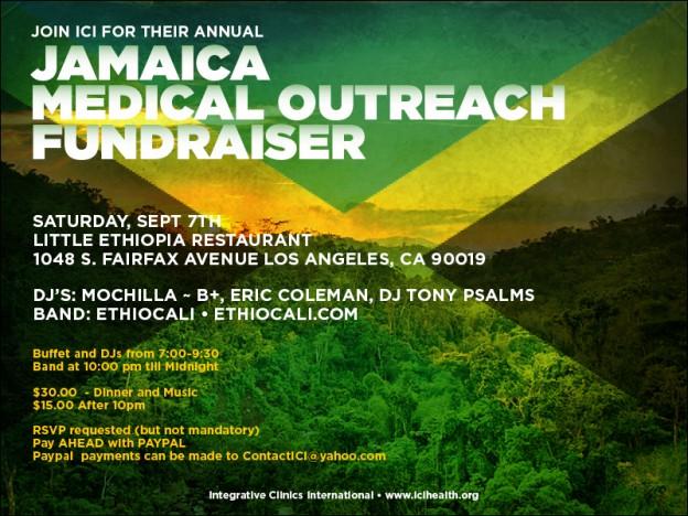 ICI_Jamiaca Fundraiser